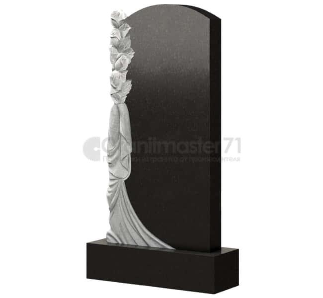 памятник из гранита пмв138 Гранитмастер71