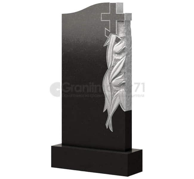 памятник из гранита пмв145 Гранитмастер71