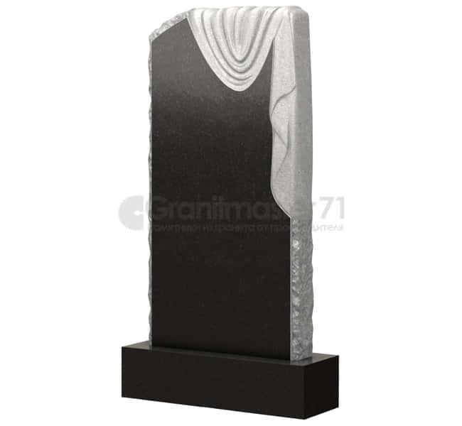 памятник из гранита пмв151 Гранитмастер71