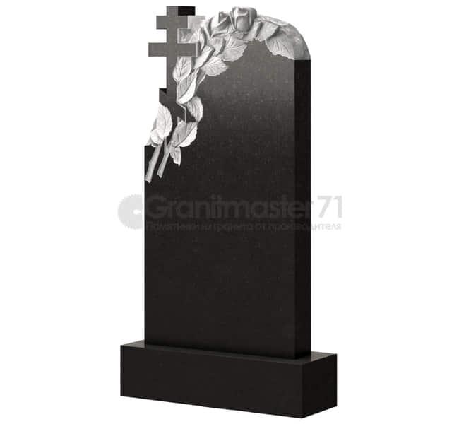 памятник из гранита пмв159 Гранитмастер71